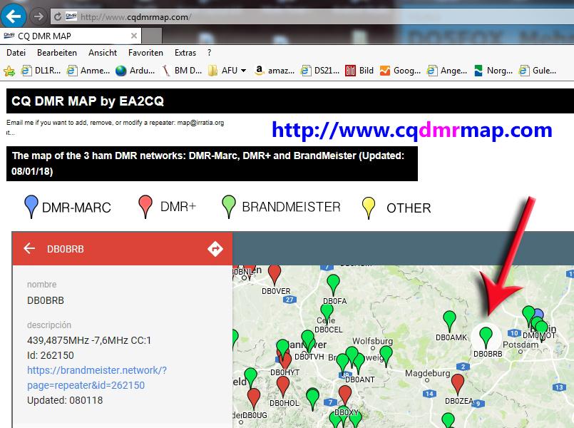 amateurfunk-signalstärke-mapping-software