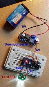 Arduino CW Bake DL1RLB