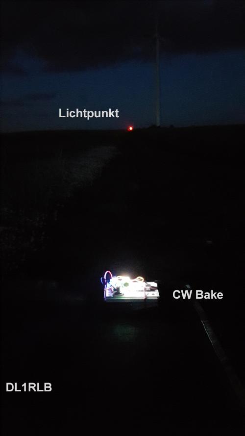 CW Bake und Lichtpunkt