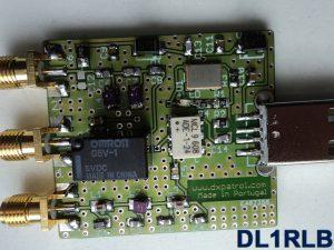 SDR Konverter nach CT1FFU durch DL1RLB nachgebaut