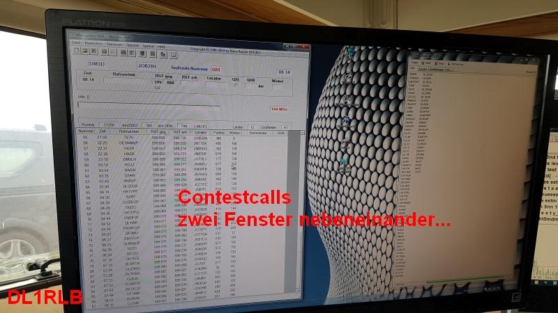 Zusatzprogramm Contestcalls